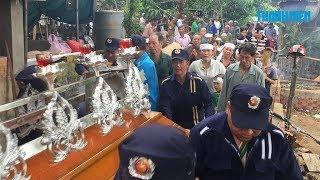 Xóm nghèo đại tang sau tai nạn thảm khốc ở Tây Ninh