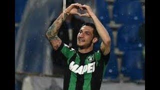 Sassuolo 1 - 0 Fiorentina M.Politano Goal