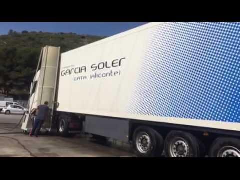 Monocepillo de segunda mano - Lavado de camiones - en Alicante