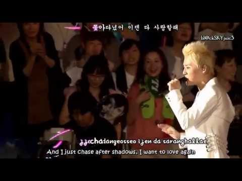 JYJ - You're LIVE [hangul / roman / eng sub]