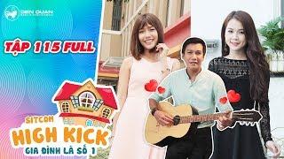Gia đình là số 1 sitcom | tập 115 full: Diệu Hiền, Kim Chi ngỡ ngàng với mối tình éo le của trai lạ