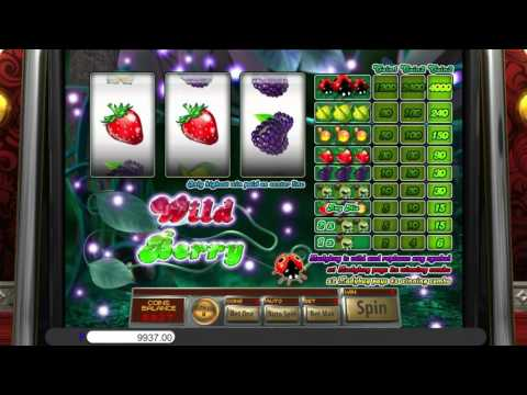 Wild Berry™ free slots machine by Saucify preview at Slotozilla.com