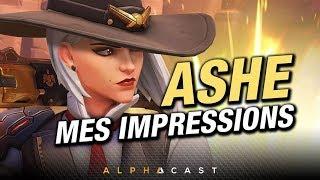 J'ai pu tester le nouveau héros d'Overwatch : ASHE