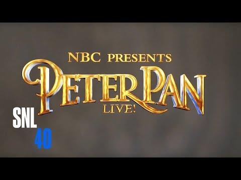 Peter Pan Live! - SNL