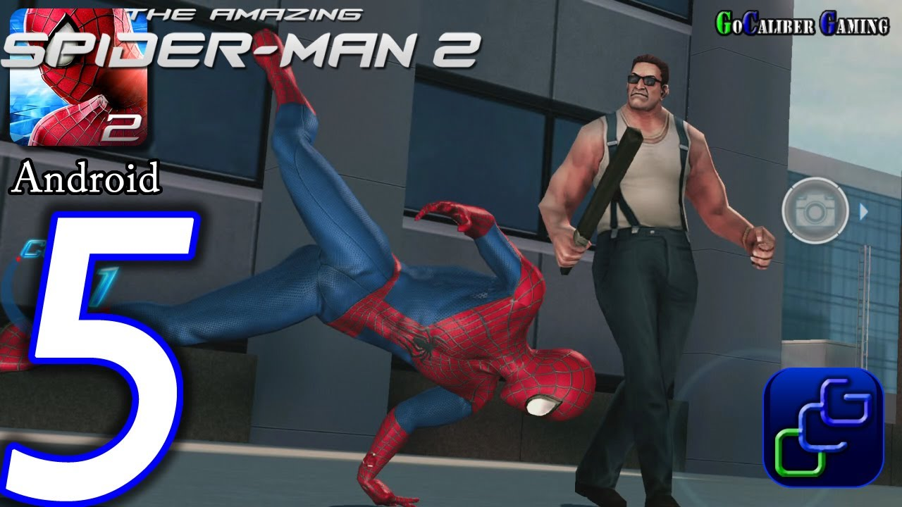 The amazing spider man android revdl