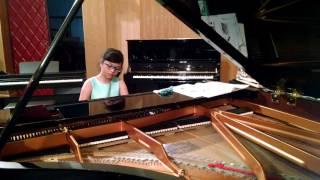 Chopin- Waltz Op. 69 No. 2 in B minor - Lan Anh Nguyen on CFX Yamaha Concert Grand piano