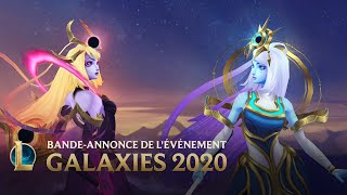 Galaxies 2020 :  bande-annonce