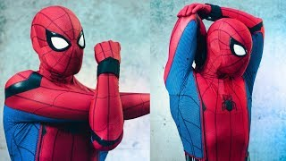How To Train Like Spiderman (Tom Holland Workout)