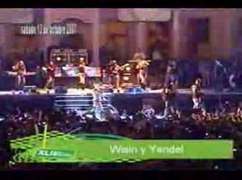 Wisin y Yandel - Mayor que yo 2- En Barinas Vzla