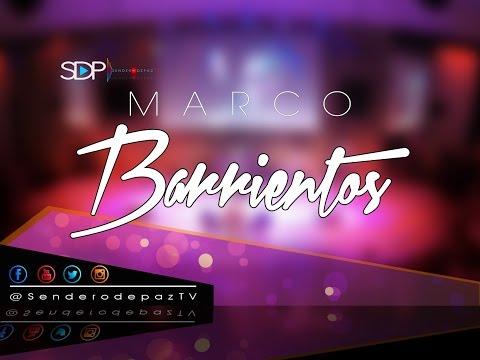 NUEVO!!! MARCO BARRIENTOS - Auditorio SDP 2015
