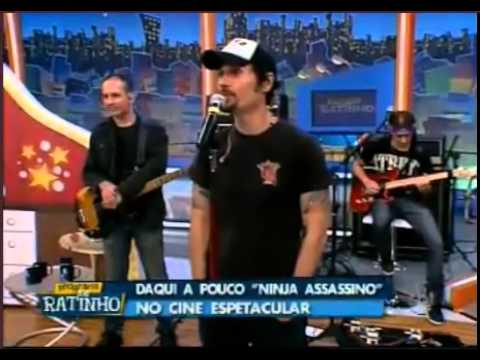 Baixar Capital Inicial no programa do Ratinho 09-04-2013