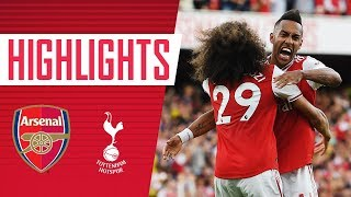 A dramatic derby | Arsenal 2-2 Tottenham | Premier League highlights