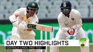 India bowlers fightback has Test poised   First Domain Test