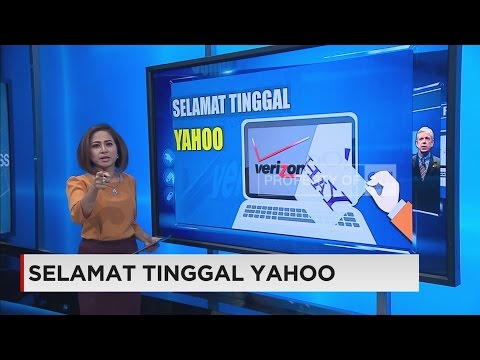 Selamat Tinggal Yahoo!