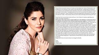 Kanika Kapoor clarifies rumours that tried to defame her a..