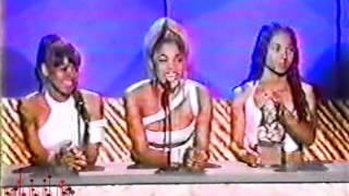 TLC's emotional Acceptance Speeches & live performance of Unpretty.