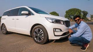 Kia Carnival MPV - Better Than Toyota Innova | Faisal Khan