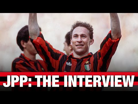Jean Pierre Papin on AC Milan and the Champions League   Exclusive Interview