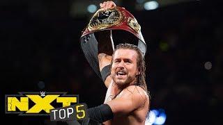 Adam Cole's best NXT moments: NXT Top 5, Nov. 17, 2019