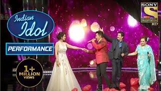 Aditya And Shweta Danced To The Tunes Of 'Pehla Nasha'! | Indian Idol Season 12