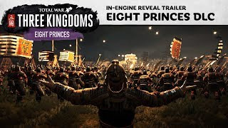 Eight Princes Reveal Trailer preview image