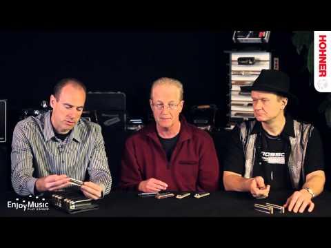 HOHNER Marine Band Part I - The Original Blues Harmonica