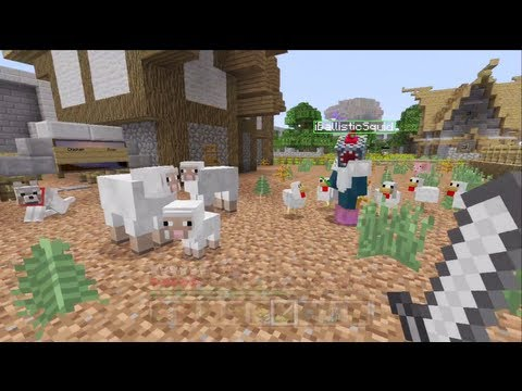 Minecraft Xbox - Breaking Things - Kryptic Kingdom - Part 6 - Smashpipe Games