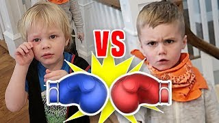 COUSIN FIGHT! Who Started It?! | Ellie And Jared