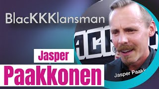 Jasper Paakkonen at