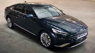 2021 Kia K8 - interior Exterior and Driving (High-Tech Sedan)
