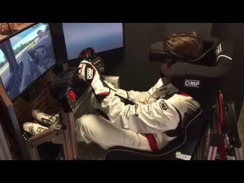 Isaac Tutumlu - Circuit Barcelona Catalunya - Audi R8 LMS - Oculus - Assetto Corsa