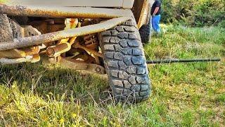Broken Raptor! Not good...
