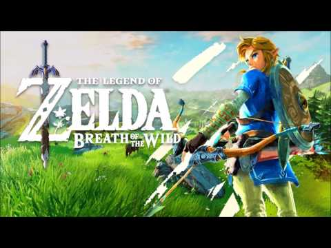 1 Hour of Relaxing Zelda: Breath of the Wild Music