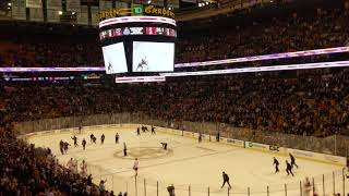 2018 Beanpot Championship Game - final goal and NU victory