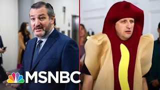 We're All Trying To Find The Ted Cruz That Did This   All In   MSNBC