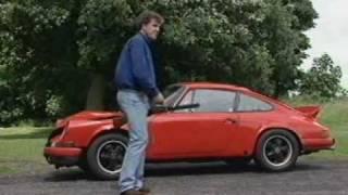 Jeremy clarkson destroys a 911