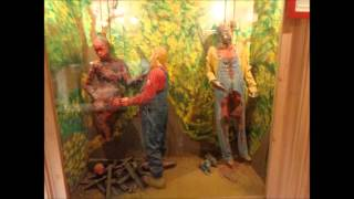 MY VISIT TO NATIONAL BLACKS IN WAX MUSEUM  BALTIMORE MD