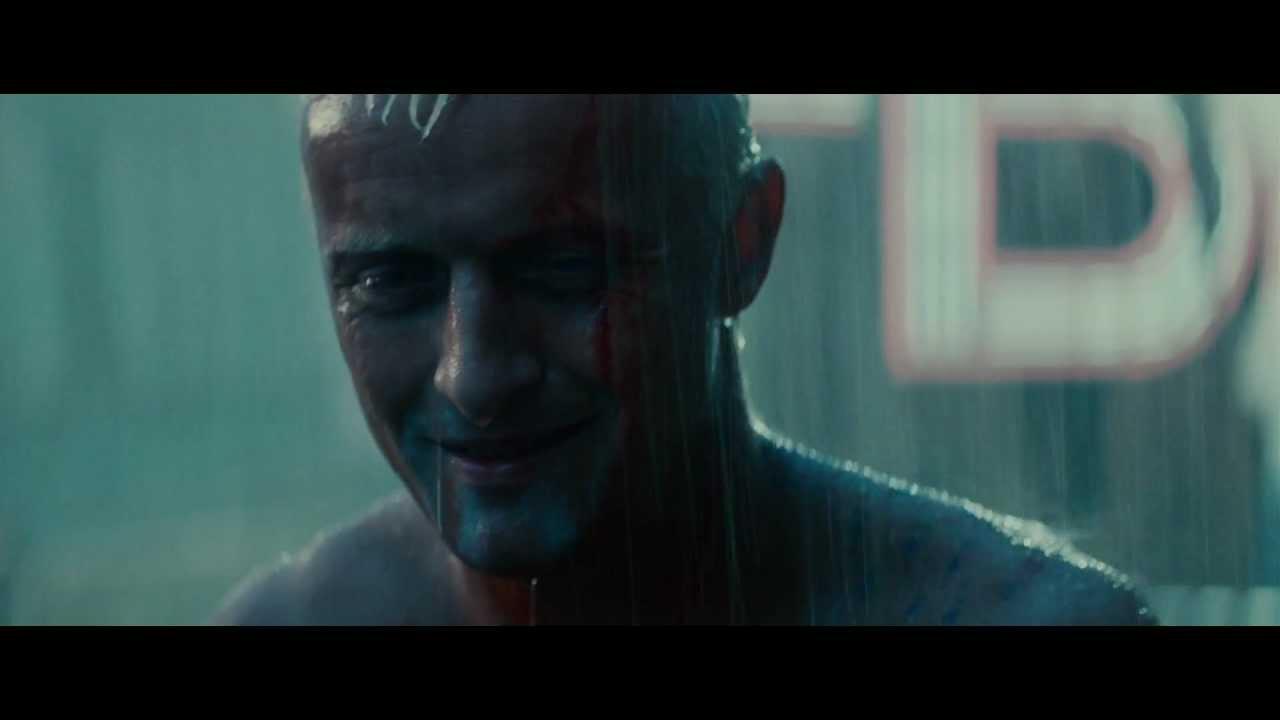 Blade Runner Final Scene Quot Tears In Rain Quot Monologue Hd