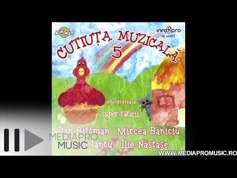 Cutiuta Muzicala 5 - Dan Bittman - A plecat mama la piata