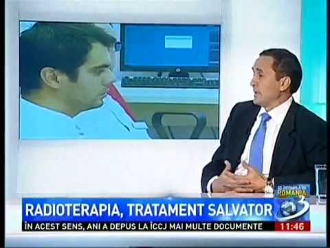 Radioterapia - tratament salvator