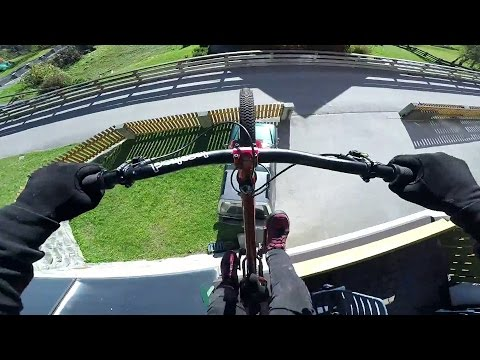 GoPro: Fabio Wibmer's Downhill Chase - GoPro of the World November Winner