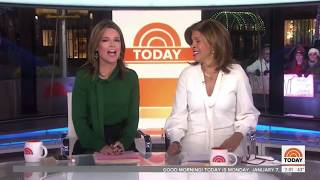 "NBC News ""Today"" Show New Graphics 2019"