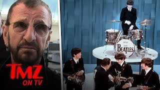 Ringo Star Says He Didn't Masturbate With Other Beatles | TMZ TV