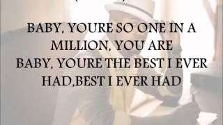 NE-YO One In A Million Lyrics