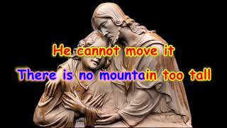 He Will Carry You Karaoke