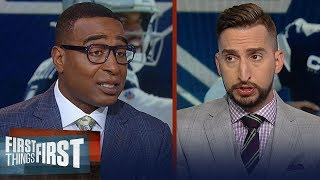 Nick and Cris explain how Saints defense helped get the win over Cowboys   NFL   FIRST THINGS FIRST
