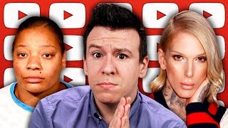 Why People Are Freaking Out About Jeffree Star, Cadesha Bishop, & The SAT Adversity Score Explained