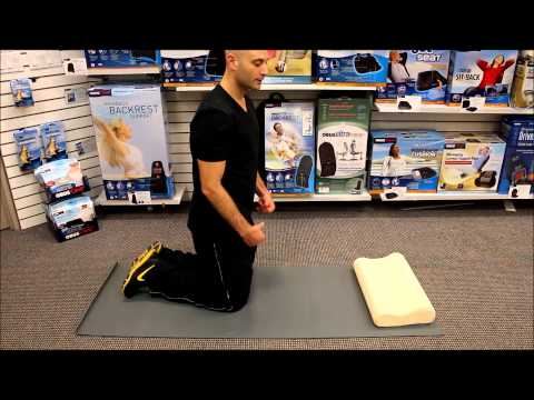 Non-Elevated Motion Exercise for Shoulder Pain | BackandNeck.ca