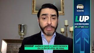 """Rubén Rodríguez: """"IMPRESENTABLE LO DE AMÉRICA; VAYA CACHETADA"""""""