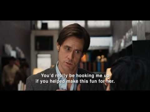 YES MAN - Jim Carrey speaks Korean!!